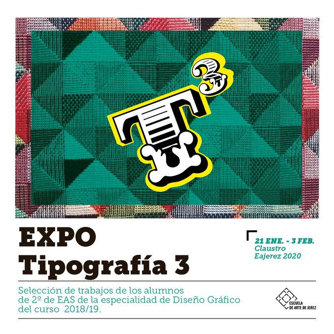 JORNADAS DE TIPOGRAFÍA